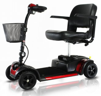 mobility zippy 4 shoprider