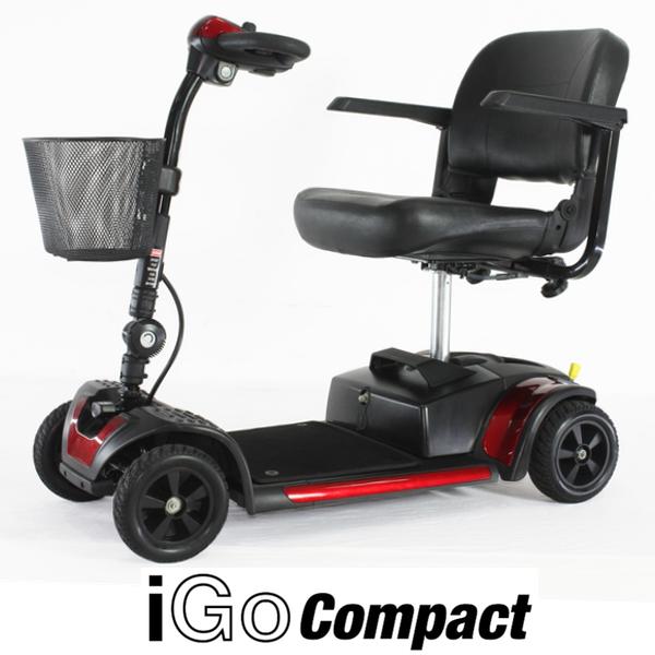 iGo Compact 4 Mobility Scooter -NAPPI 243516001