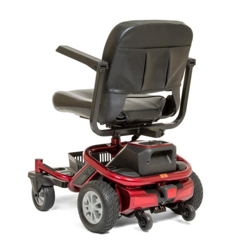 PTC electric wheelchair