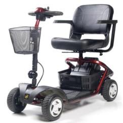 Mobility scooter zippy 4 sport shoprider