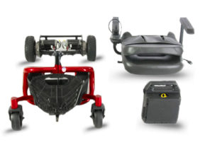 literider ptc power wheelchair