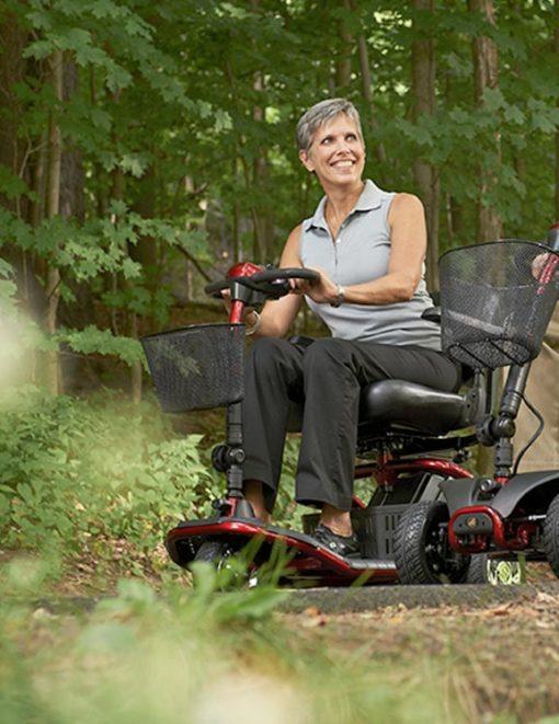zippy 3 sport mobility scooter shoprider