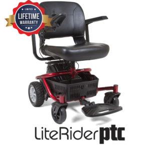 IGO PTC electric wheel chair